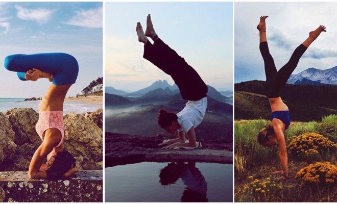Consejos útiles para practicar yoga al aire libre