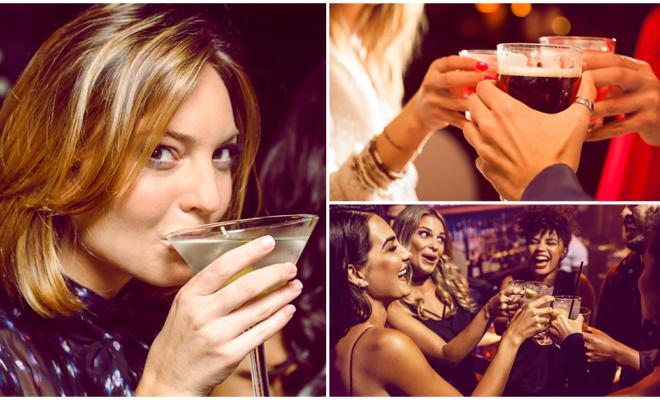 6 trucos para tomar alcohol los fines de semana sin engordar