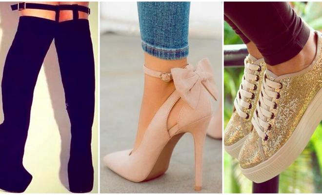 Básicos de calzado que toda amante de la moda tiene