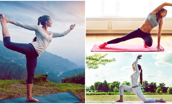 Posturas de yoga que te darán un trasero torneado
