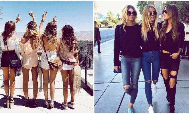 Señales de que tienes a las mejores amigas del mundo