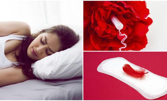 Factores de los que depende el color de tu sangre durante la menstruación