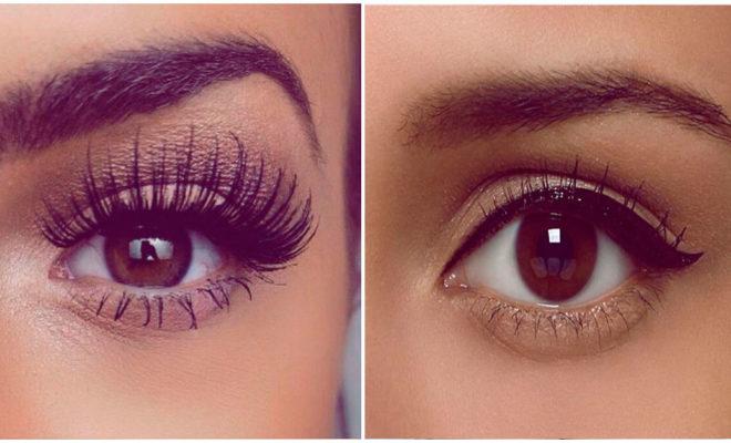 Cosas que conviene evitar si tienes los ojos pequeños