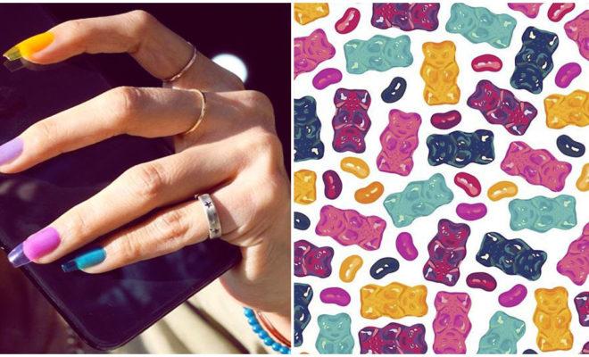 Amarás esta nueva tendencia en manicuras: jelly nails