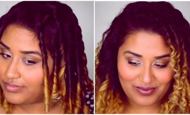 Puedes rizar tu cabello sin calor para que no se maltrate