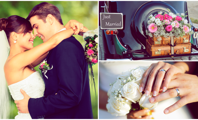 Esto es lo que cuesta casarse en el 2018, ¿en verdad quieres hacerlo?