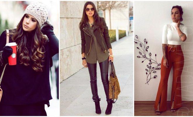 El otoño está cerca y esto es lo que nos trae en cuestión de moda