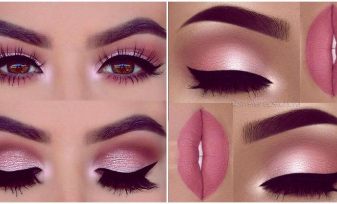 Cómo usar sombras rosas sin lucir demasiado dulce