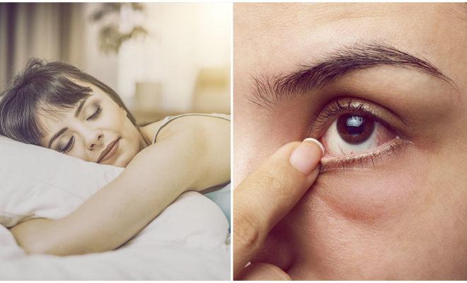 Estas son las horas que deberías dormir para evitar las ojeras