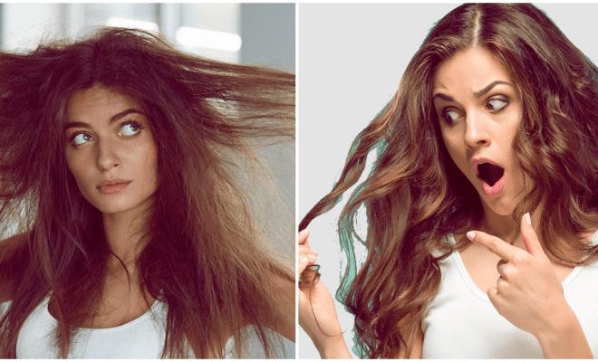 7 causas por las que tu cabello tiene resequedad