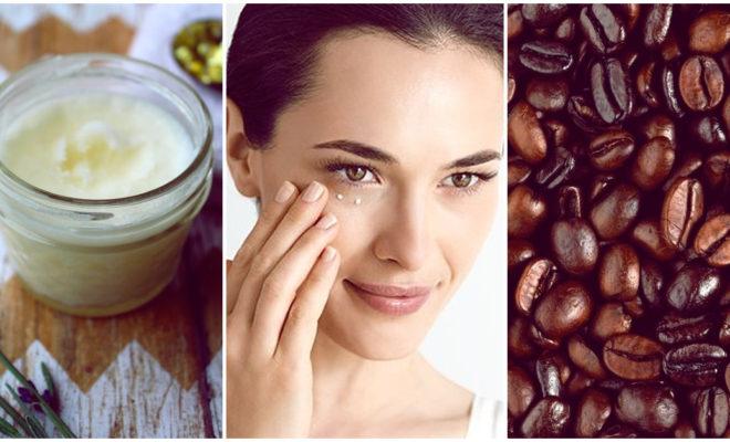 DIY: cómo hacer tu propia crema para ojos de café