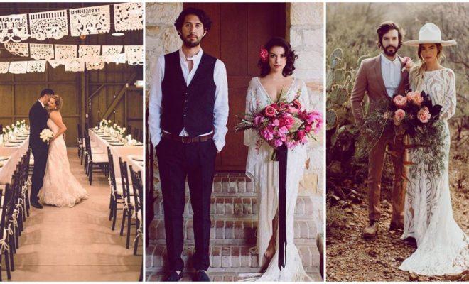 Distintos estilos de boda, ¿cuál te convence más?