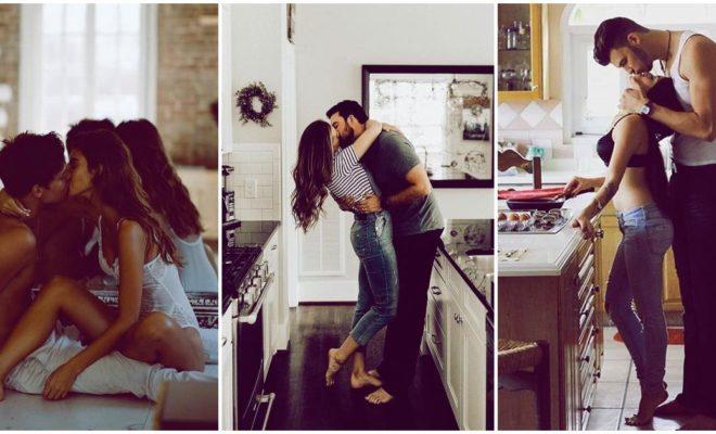 Beneficios de ser una pareja muy sexual