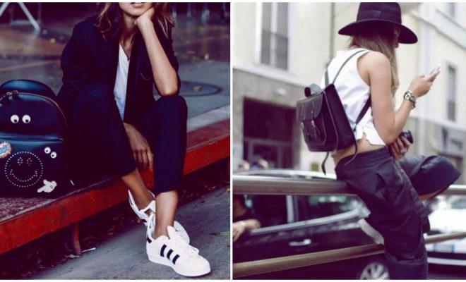Haz de tu mochila un accesorio más de tu outfit