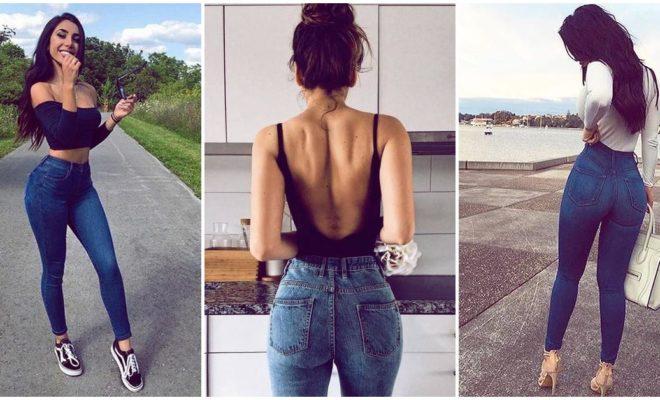 Estos son los jeans más sexys de todos