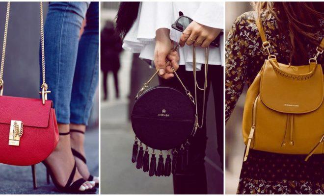 Prepárate para el otoño, estos son los bolsos que necesitas
