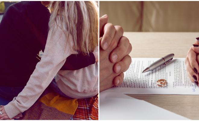 Qué hacer si tus hijos descubren que engañas a su papá