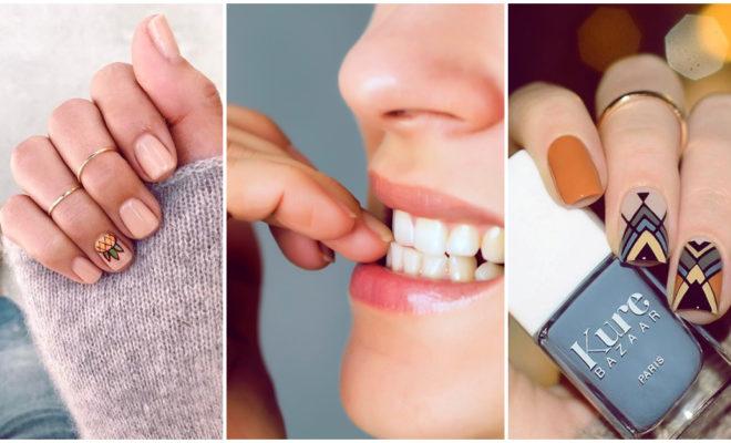 Cómo solucionar las uñas mordidas