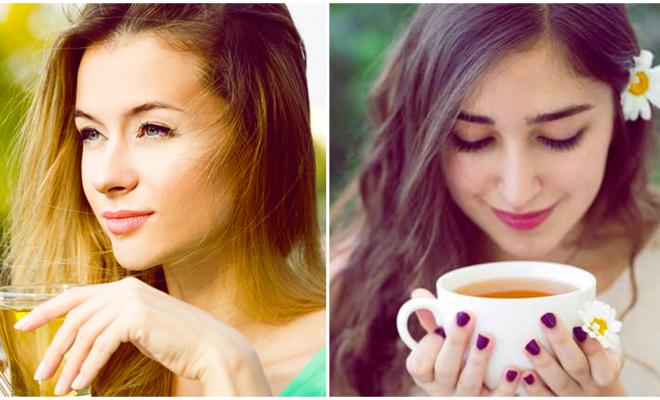 Descubre lo que el té verde hace para que te veas bella de pies a cabeza