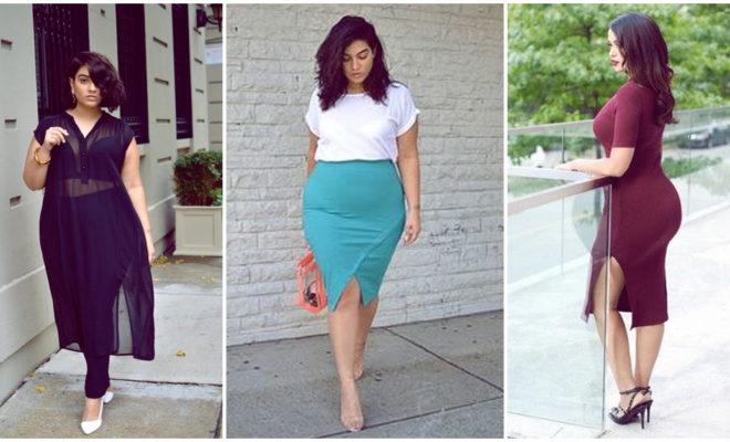 Outfits para salir en una cita si eres un chica curvy