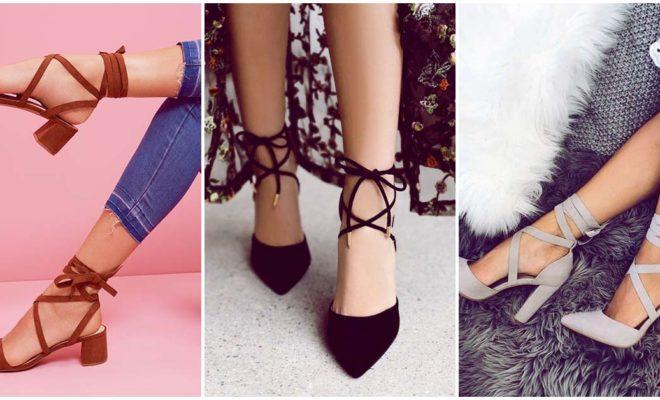 Zapatos ideales para fiestas en jardín