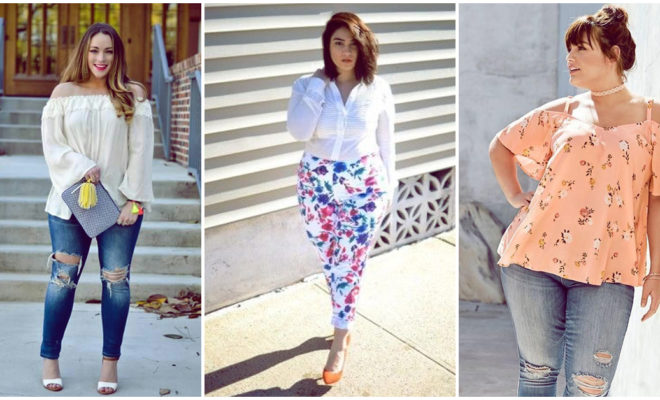 Camisas o blusas, ¿qué le queda mejor a las chicas curvy?