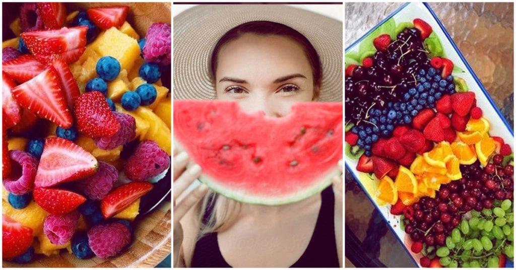 Frutas que no son tan nutritivas como crees
