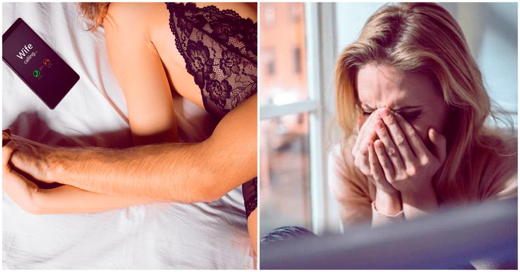 Qué hacer cuando descubres una infidelidad