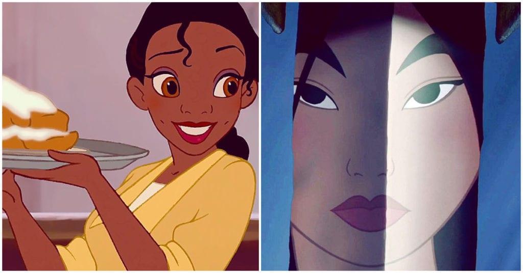 Estas son las lecciones que aprendí de dos princesas de Disney