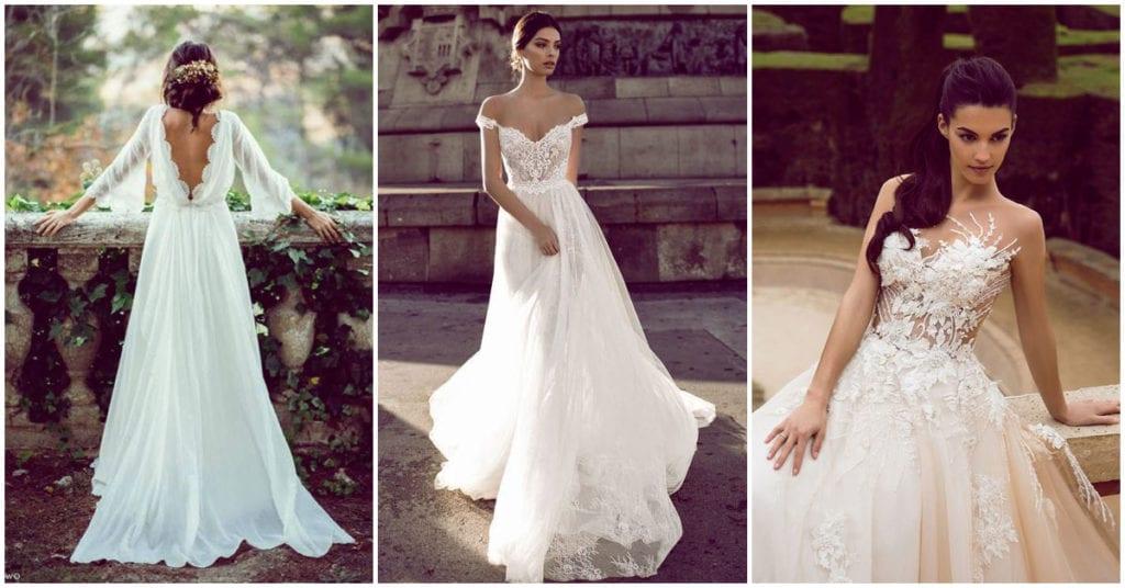 Vestidos de novia que JAMÁS debes considerar