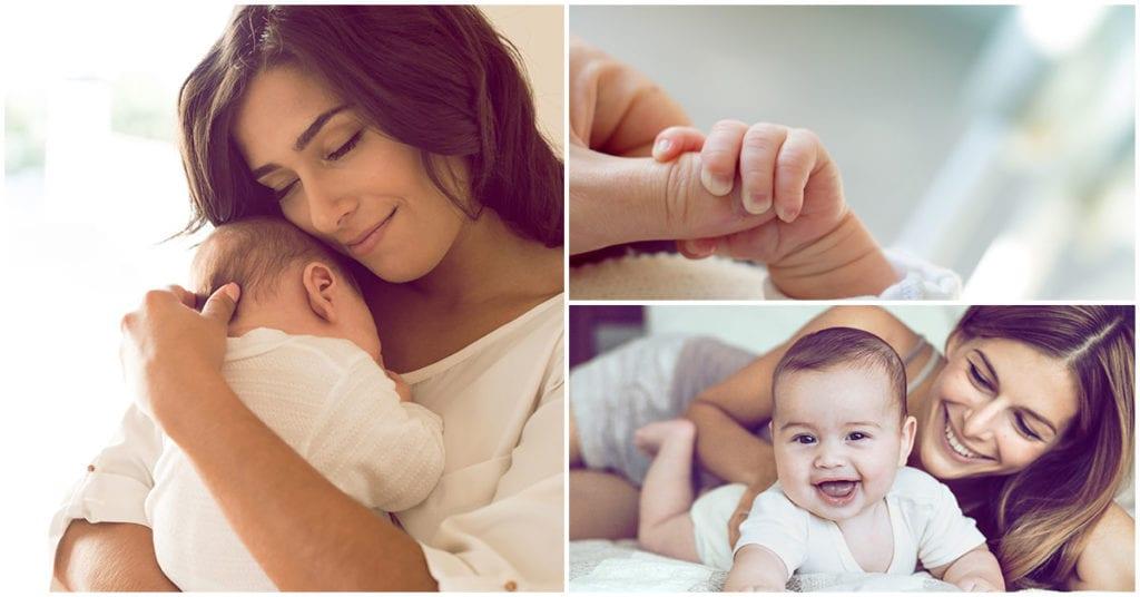 Actividades para fortalecer el vínculo con tu bebé