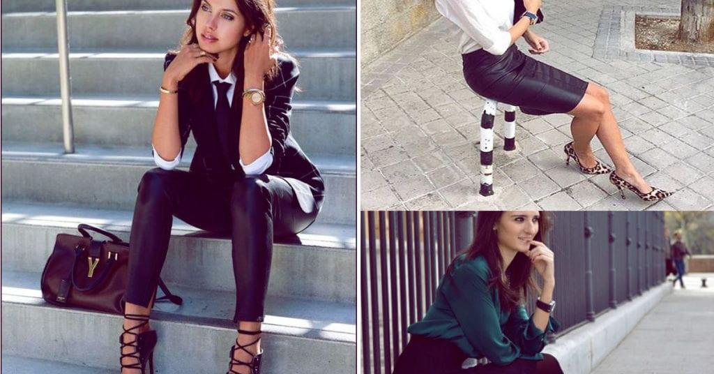 Cómo crear un outfit formal si eres una chica que ama estar cómoda