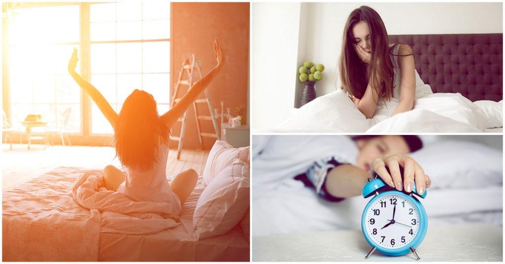 Si sufres para despertarte temprano, estos tips pueden salvarte