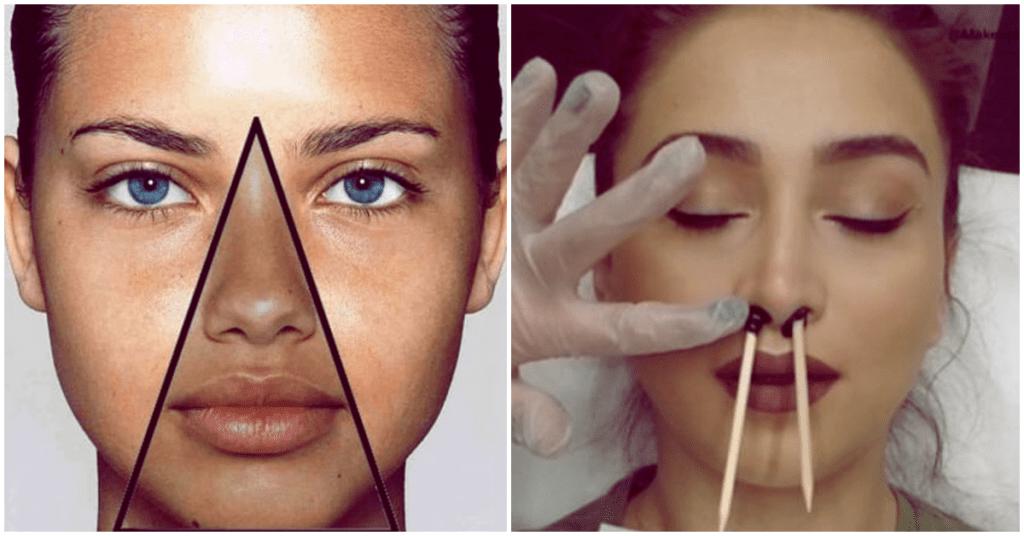 Eliminar los vellos de tu nariz podría resultar peligroso