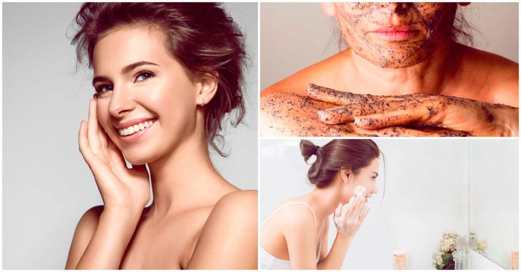 Exfoliantes físicos y químicos: ¿cuál es mejor para mi piel?