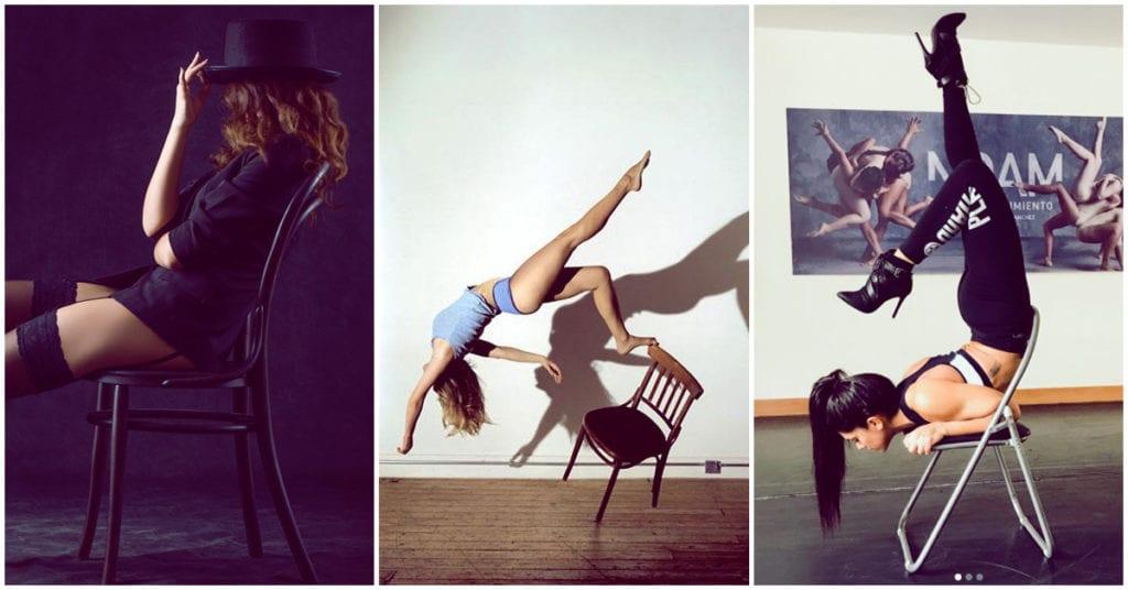 Sexy chair: ¿qué es?, ¿difícil o fácil?, ¿sirve como ejercicio?