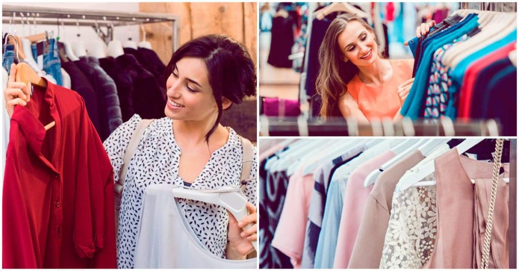 7 formas de identificar ropa de calidad aunque sea barata