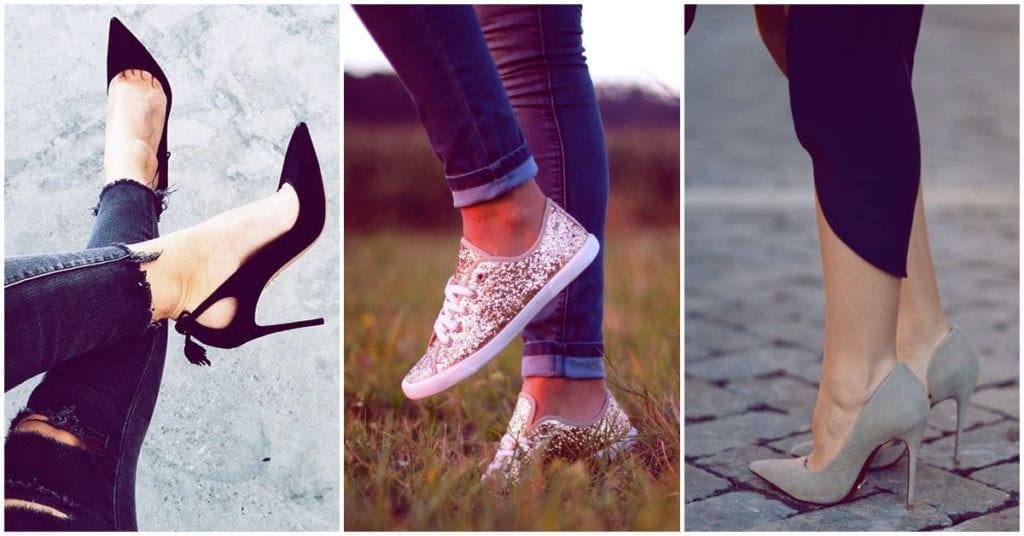 Un par de zapatos para cada día de la semana