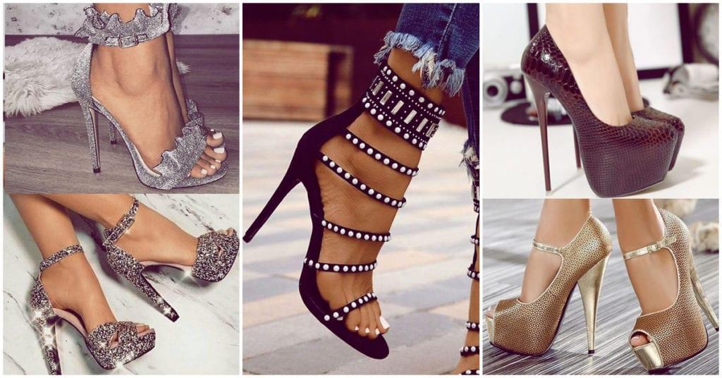 Elige el mejor calzado para una fiesta de noche