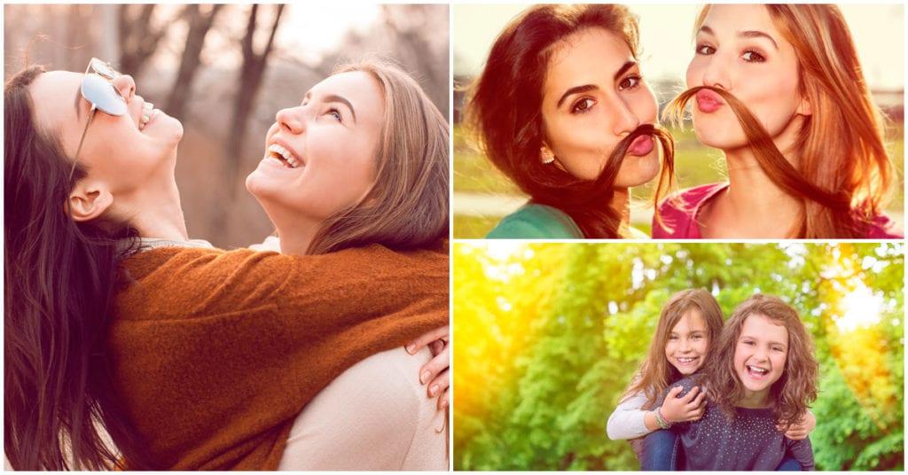 Amigas desde niñas: ¿amistad para toda la vida?