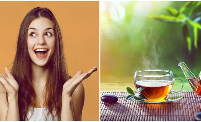 Una taza de té verde al día te da más beneficios de los que imaginas