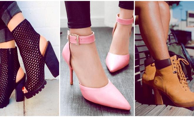 Zapatos que se ven geniales con tus skinny jeans