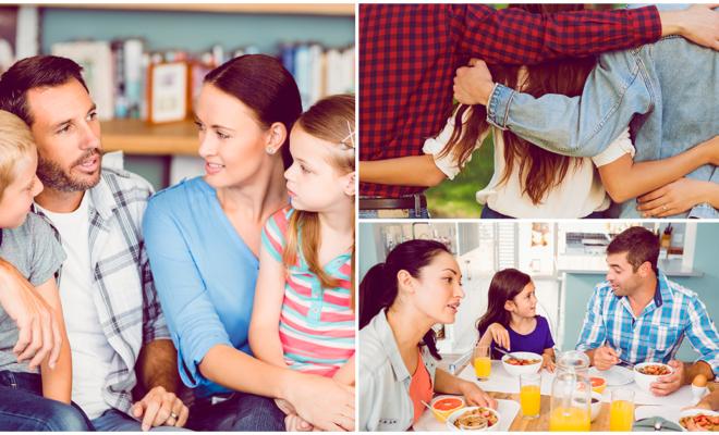 Cómo tener una buena relación con el padre de tus hijos después de la separación