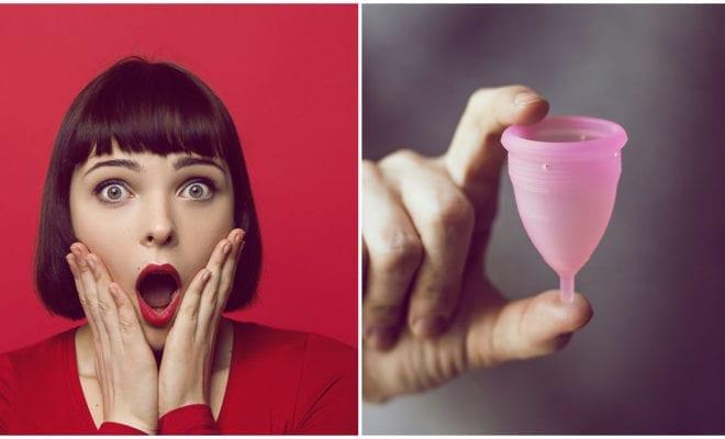 Cómo usar correctamente la copa menstrual para evitar accidentes