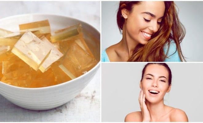 3 beneficios de la gelatina que te ayudan a verte hermosa