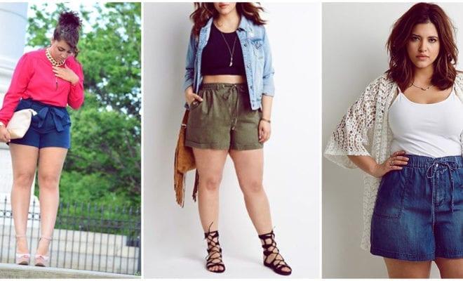 Los mejores shorts para chicas curvy