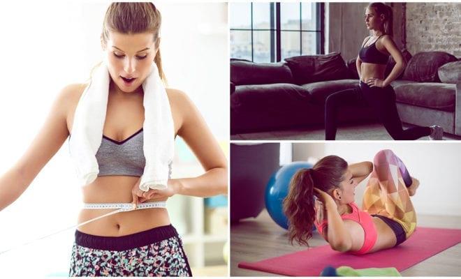 Ejercicios que te ayudarán a definir tu cintura en un mes