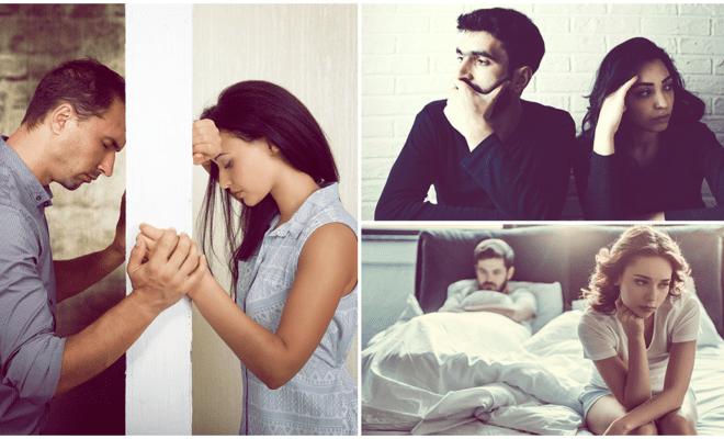 Por qué los hombres se alejan de la persona que aman