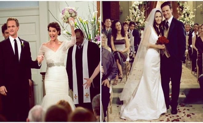 Vestidos de novia icónicos de tus personajes favoritos de tv