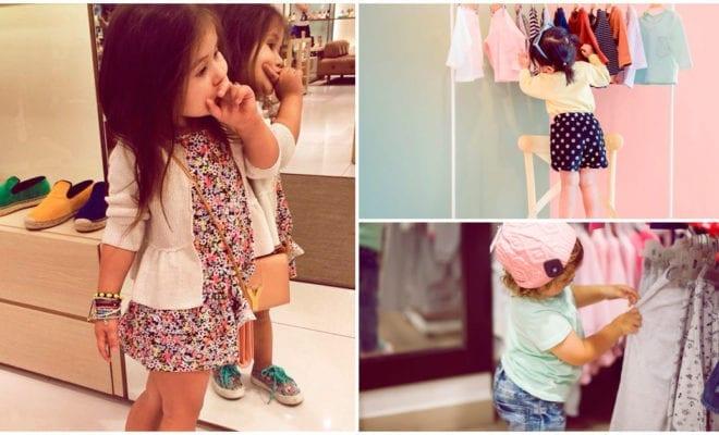 Errores que no debes cometer al elegir la ropa de tu pequeña